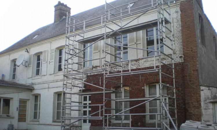 B timent archives airgom ravalement de fa ades 0672693395 - Ravalement de facade tarif ...